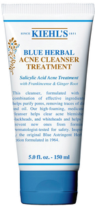 Blue Herbal Acne Cleanser Treatment by Kiehls