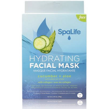 Hydrating Facial Mask Cucumber Aloe by my spa life