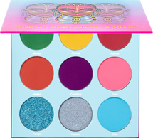 The Warrior III Eyeshadow Palette by Juvia's Place