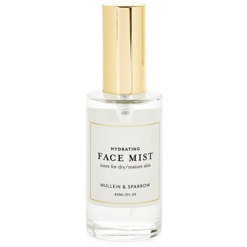 Hydrating Face Mist Toner by mullein and sparrow