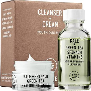 Youth Superfood Duo Mini Cleanser & Cream by Youth to the People