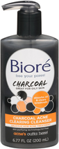 Charcoal Acne Clearing Cleanser by Bioré