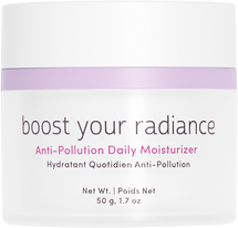 Boost Your Radiance Anti-Pollution Daily Moisturizer by julep