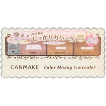Color Mixing Concealer by canmake