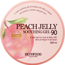 Peach Jelly Soothing Gel by Skinfood