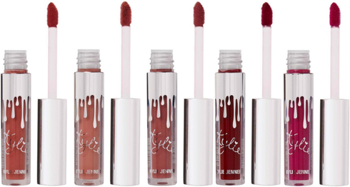 Kylie Holiday 5 Piece Lip Set by Kylie Cosmetics #2