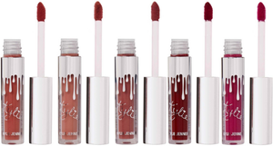 Kylie Holiday 5 Piece Lip Set by Kylie Cosmetics