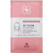 Ac Clear Treatment Mask by Leaders