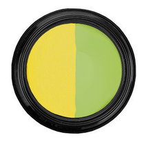 Duo Eye Shadow - Lemon & Lime by real purity