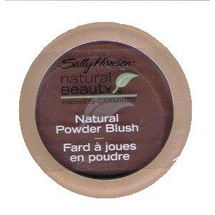Natural Beauty Powder Blush by Sally Hansen