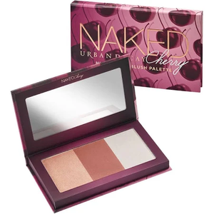 Naked Cherry Highlighter & Blush Palette by Urban Decay