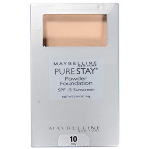 Pure Stay Powder Foundation by Maybelline #2