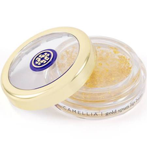 Camellia Gold Spun Lip Balm Japanese Skin Care by Tatcha