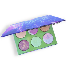 SEE ME FROM SPACE Drenched Highlighter Palette by Love Luxe Beauty