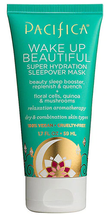 Wake Up Beautiful Super Hydration Sleepover Mask by pacifica