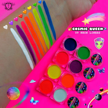 UV Neon Liner Collection by Dulzura