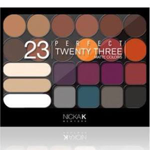 Perfect 23 Matte Colors Palette - AP036 by Nicka K