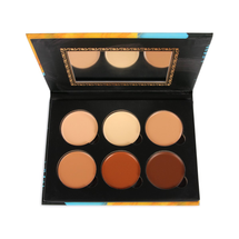 Feel Your Beauty 6 Color Concealer by okalan