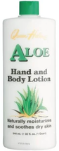 Aloe Hand And Body Lotion by queen helene