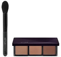 Sheer Sculpting Palette with Brush by Fiona Stiles