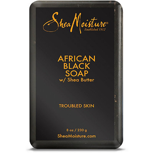 African Black Soap Bar Soap by SheaMoisture #2