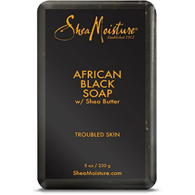 African Black Soap Bar Soap by SheaMoisture