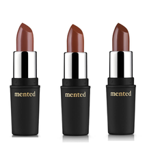 Winter Semi-Matte Lip Shade Collection by Mented Cosmetics