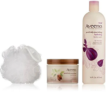 Active Naturals Hydrating Indulgence Holiday Gift Set by Aveeno
