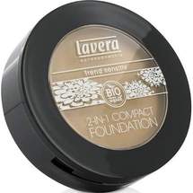 In Compact Foundation 03 Honey 10G by Lavera