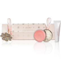 Lucky & Charmed Lip Care Essentials Gift Set by jouer