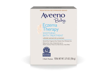 Baby Eczema Therapy Soothing Bath Treatment by Aveeno