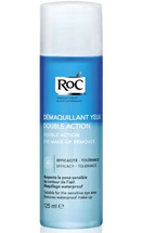 Double Action Eye Make-Up Remover  by ROC Skincare