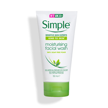 Moisturising Facial Wash  by Simple