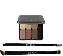 Au Natural Eye Palette & Double Ended Brushes by eve pearl