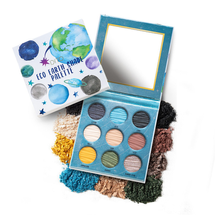 Eco Earth Shade Palette 9 Color Palette by Dito Cosmetics