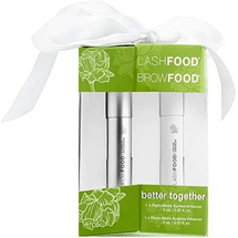 Food Better Together Eyelash Eyebrow Enhancer Duo Set by lashfood