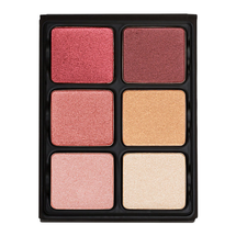 Theory Eyeshadow Palette - Theory V Nuance by Viseart