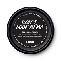 Don't Look At Me Fresh Face Mask by lush