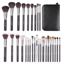 29 Piece Professional Makeup Brush Set by Docolor