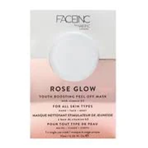 Rose Glow Youth Boosting Peel Off Pod Mask by INC.redible