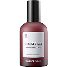 Miracle Age Repair Emulsion by thank you farmer