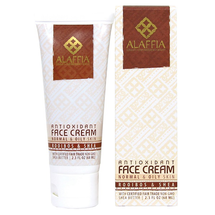 Rooibos & Shea Butter Antioxidant Face Cream by alaffia