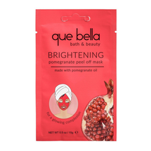 Pomegranate Peel-Off Mask by que bella