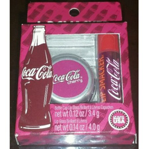 Best Flavor Forever Coca-cola Cherry Dual Lip Gloss by lip smacker