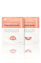 Lines Be Gone Rose Gold Mask by Skin Inc