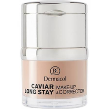 Caviar Long-Stay Make-Up & Corrector by Dermacol
