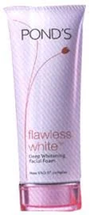 Flawless White Deep Whitening Facial Foam by ponds