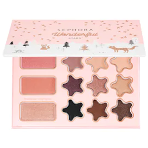 Wonderful Stars Eye And Face Palette by Sephora Collection