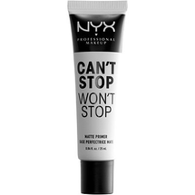 Can't Stop Won't Stop Matte Primer by NYX Professional Makeup