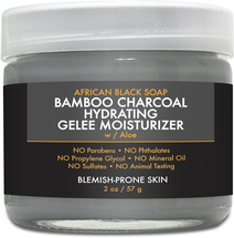 African Black Soap Bamboo Charcoal Hydrating Gelee Moisturizer by SheaMoisture